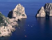 Week-end Capri-Ischia-Procida